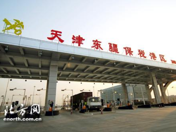 """天津东疆:滩涂上""""隆起""""的世界级飞机租赁高地"""