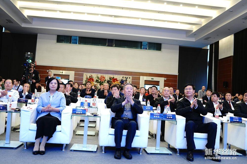 论坛现场嘉宾。 摄影:武海珠