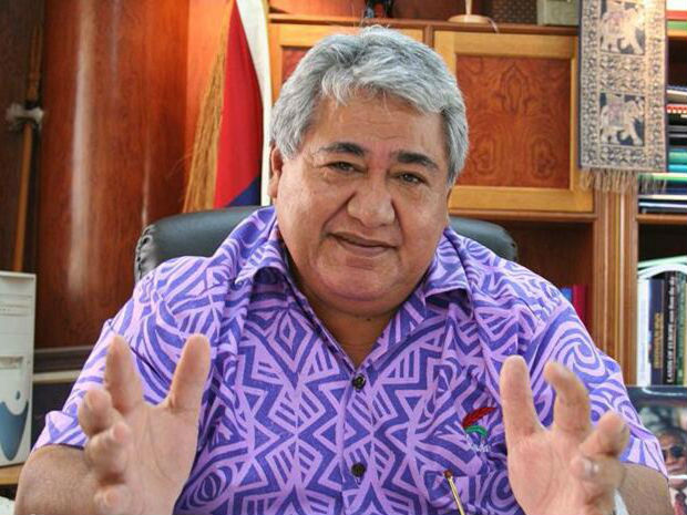 """专访:""""一带一路""""倡议为南太岛国带来发展良机——访萨摩亚总理图伊拉埃帕"""