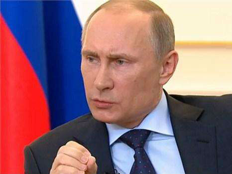 普京说俄罗斯农产品产量5年增长超过20%