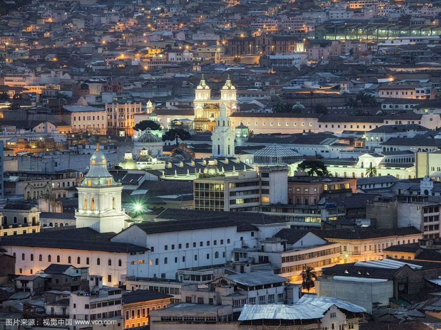 厄瓜多尔国家风险指数降至681点