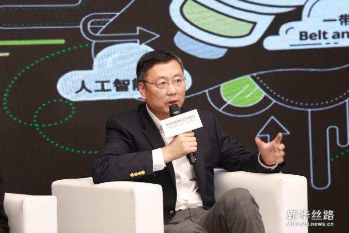 中通快递金任群:中国快递业在全球化背景下大有可为