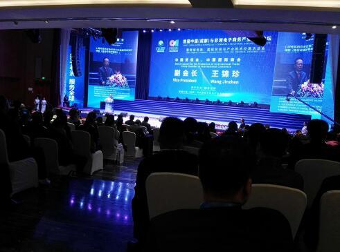 中非莱基应邀参加首届中国(成都)与非洲电子商务产业发展论坛1