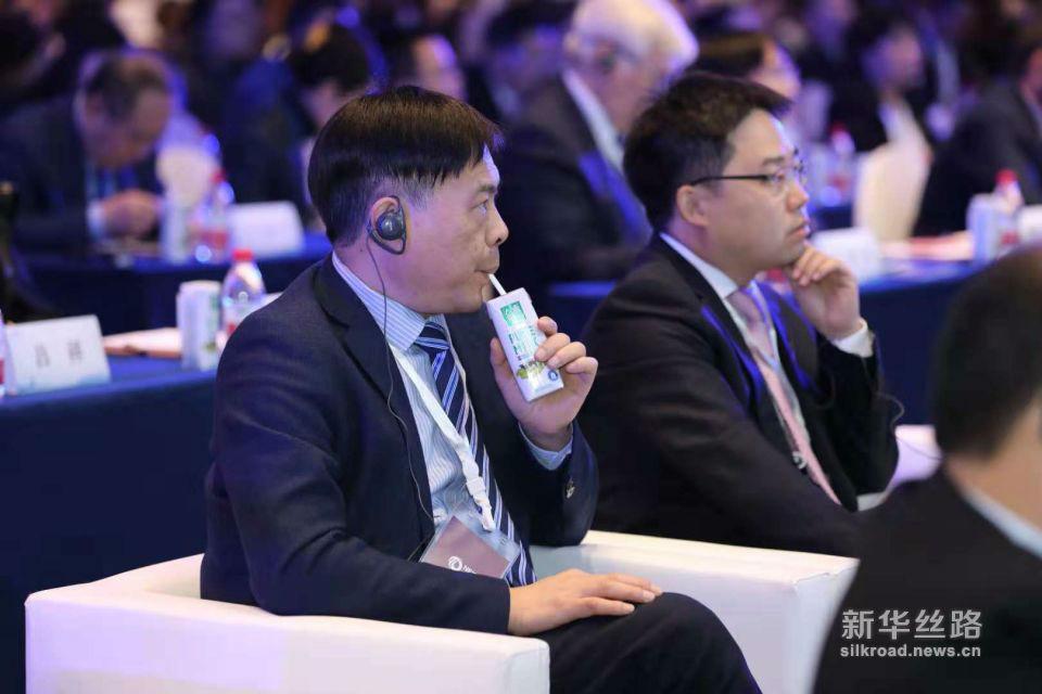 国际展望大会(杭州2018)会议现场。