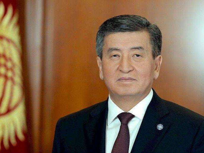 吉尔吉斯总统表示支持欧亚经济联盟扩员