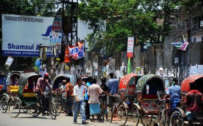 孟加拉国11月份外汇储备降至310亿美元