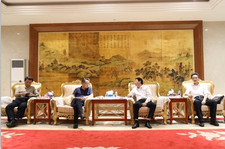 南京市委常委、宣传部部长陈勇盛赞西港特区是良好发展平台