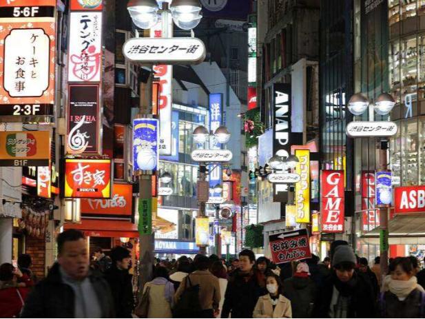 日本经济面临减速风险