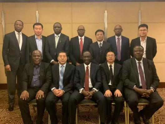 莱基自贸区开发公司第30次董事会在广州召开