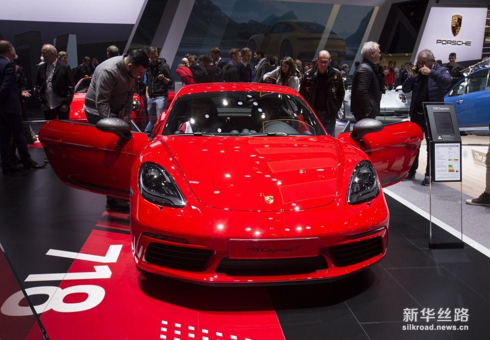 第89届日内瓦国际车展向公众开放