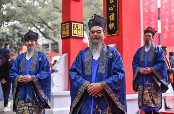 长江之畔,祭酒大典再启:1