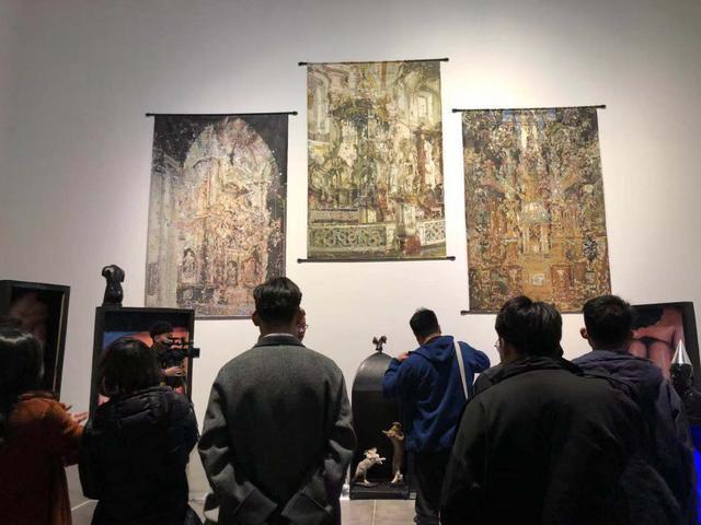 """""""新艺术史:2000-2018中国当代艺术""""展在银川当代美术馆开幕"""