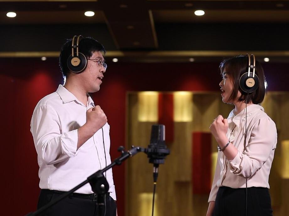 """强势围观——""""新华丝路""""主题曲上线啦!"""