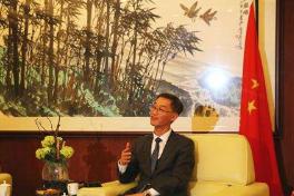 专访:打造新时代更加紧密的中巴命运共同体——访中国驻巴基斯坦大使姚敬