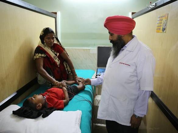 中医针灸在印度推广市场潜力巨大
