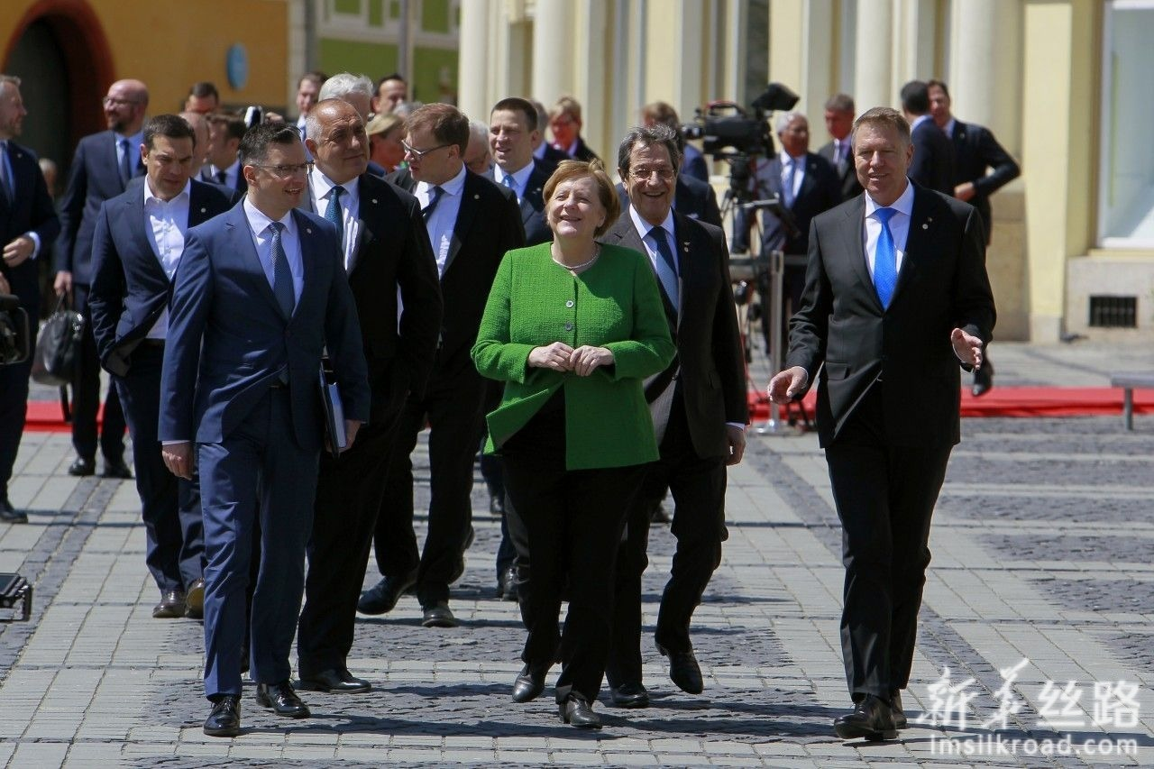欧盟成员国领导人强调应维护以规则为基础的国际秩序
