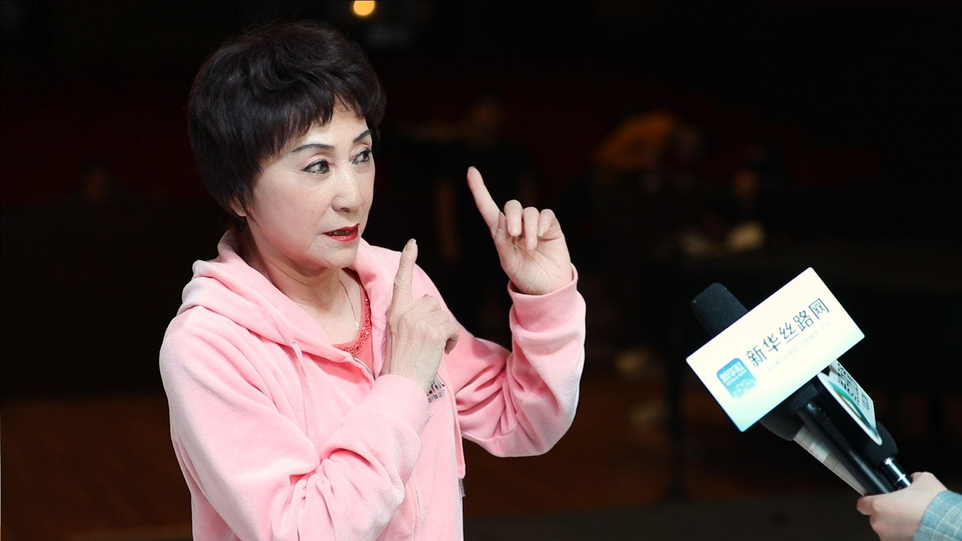 """陈爱莲:鲜明的民族特色是文化""""走出去""""的底气"""