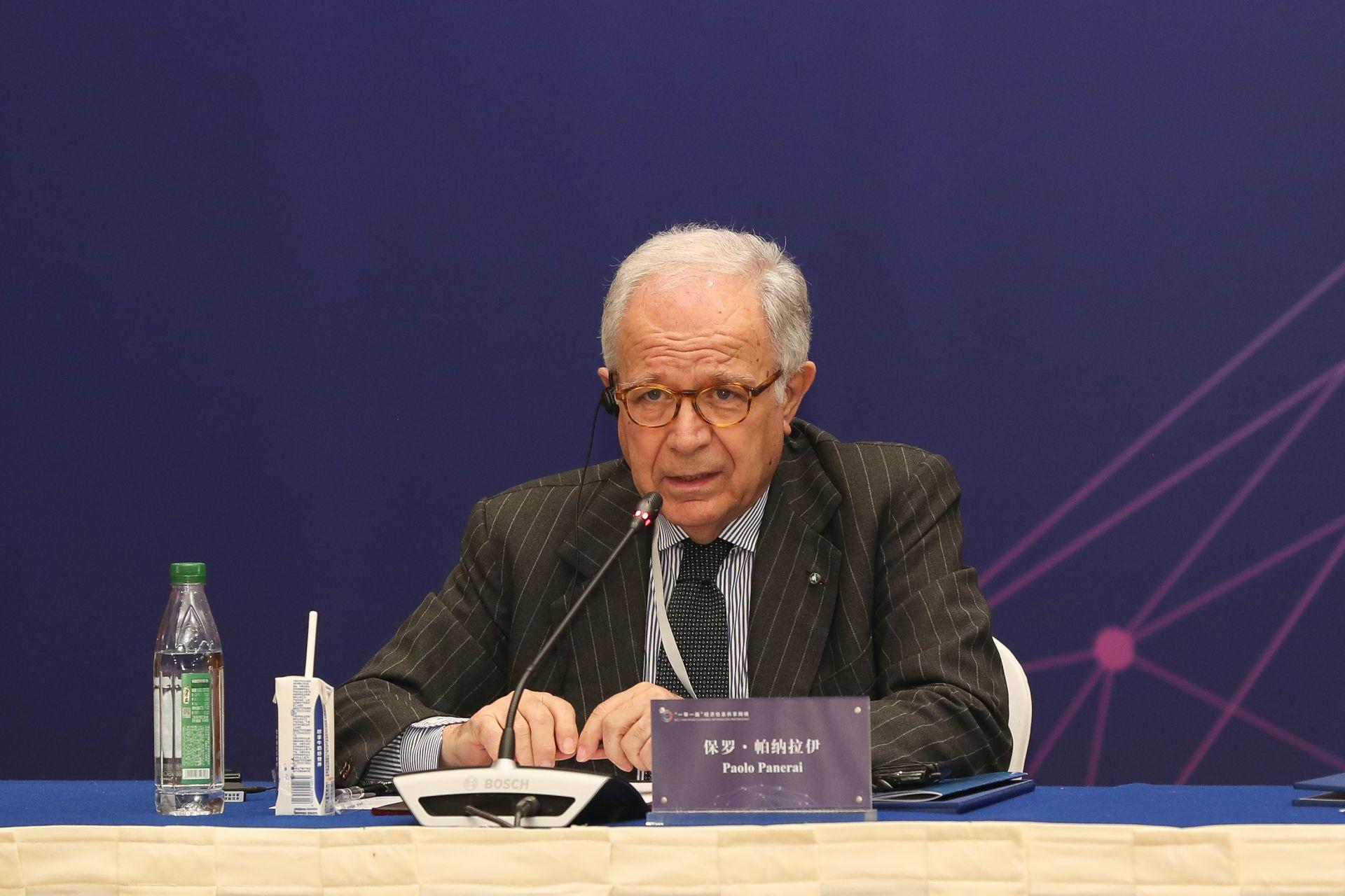保罗•帕纳拉伊   意大利克拉斯传媒集团首席执行官
