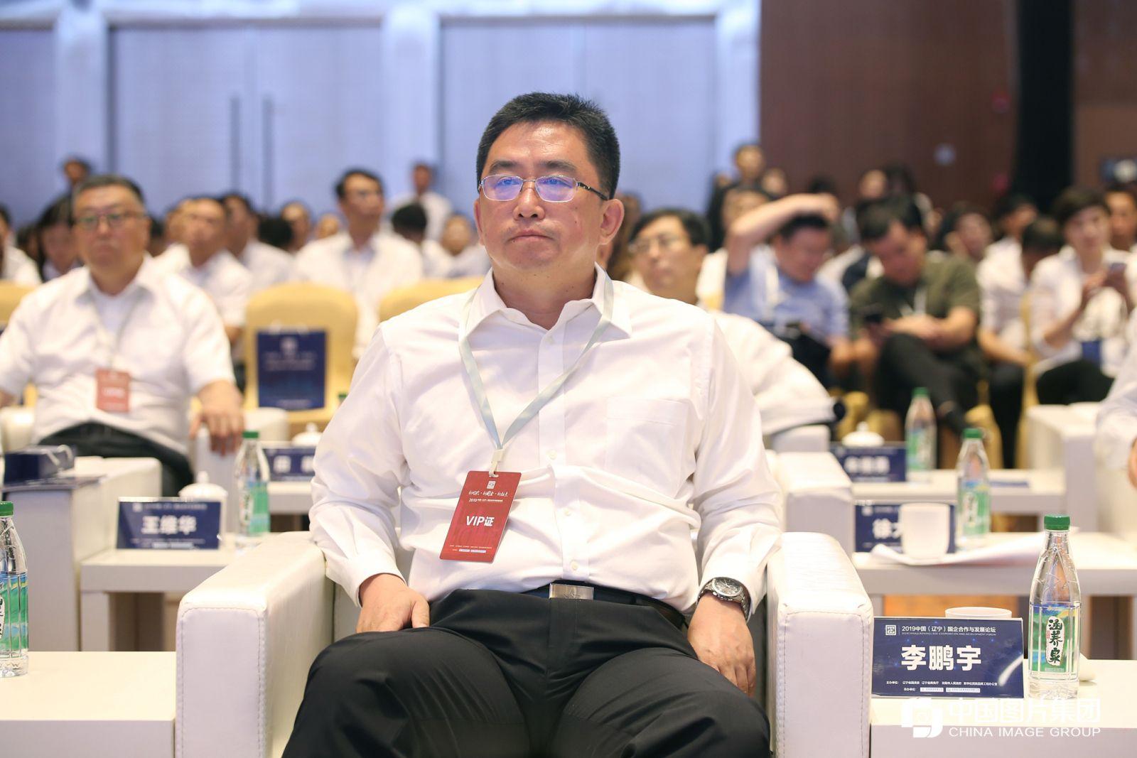 中共大连市委常委,大连金普新区党工委书记、管委会主任 李鹏宇