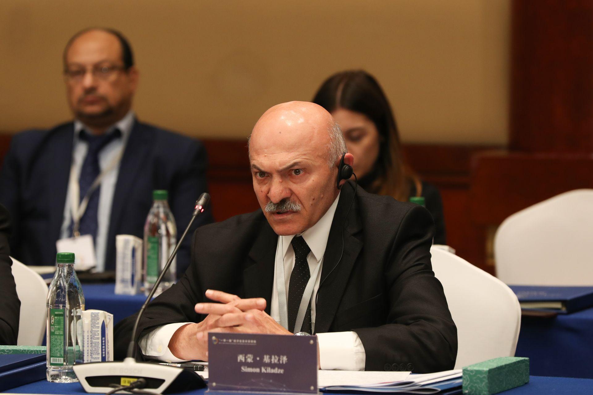 西蒙•基拉泽  格鲁吉亚时报媒体分析服务部总监