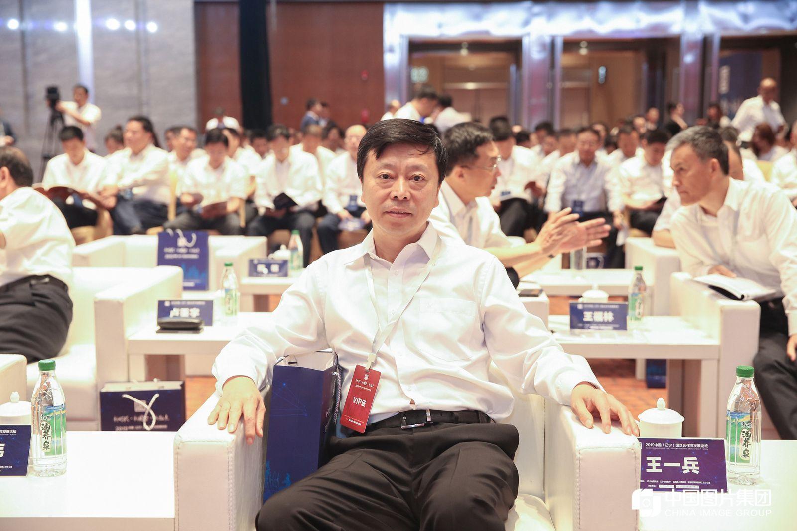 中共辽阳市委副书记、辽阳市人民政府市长王一兵。