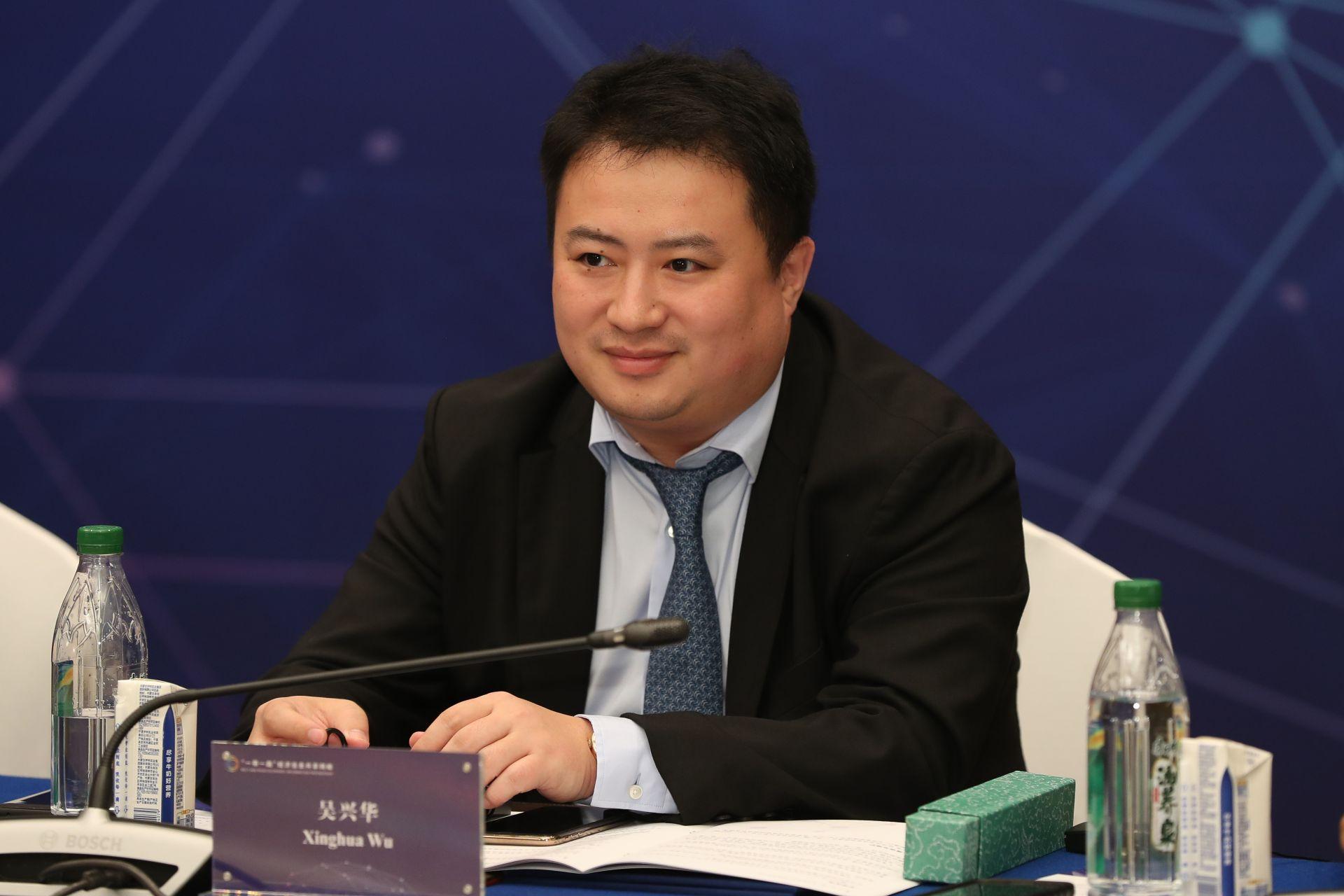吴兴华   老挝吉达蓬集团首席执行官