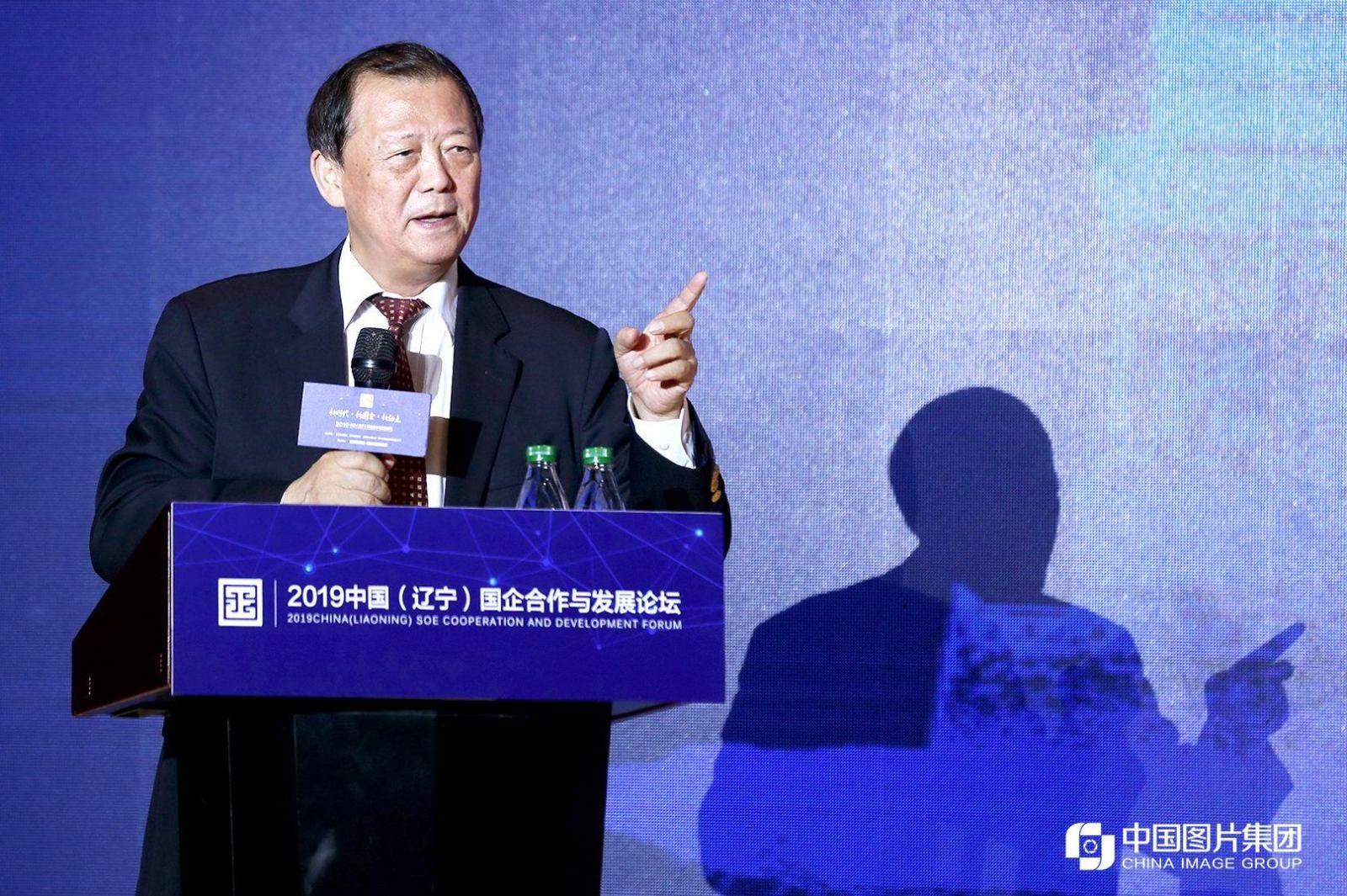 国务院参事室特约研究员、国家统计局原总经济师姚景源进行主旨演讲。