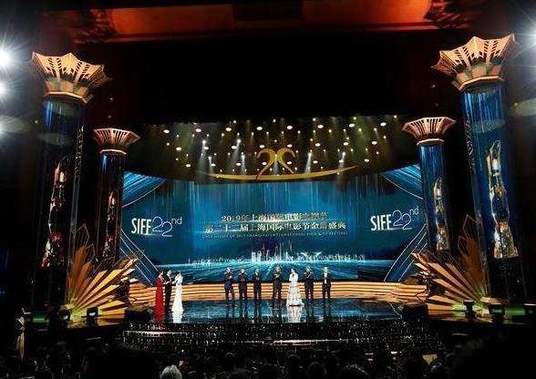 """第22届上海国际电影节揭幕 增设""""一带一路""""电影周"""