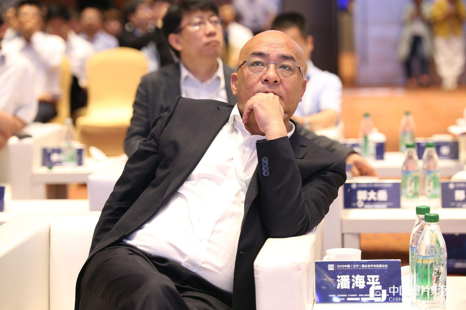 新华通讯社总经理室副总经理潘海平。