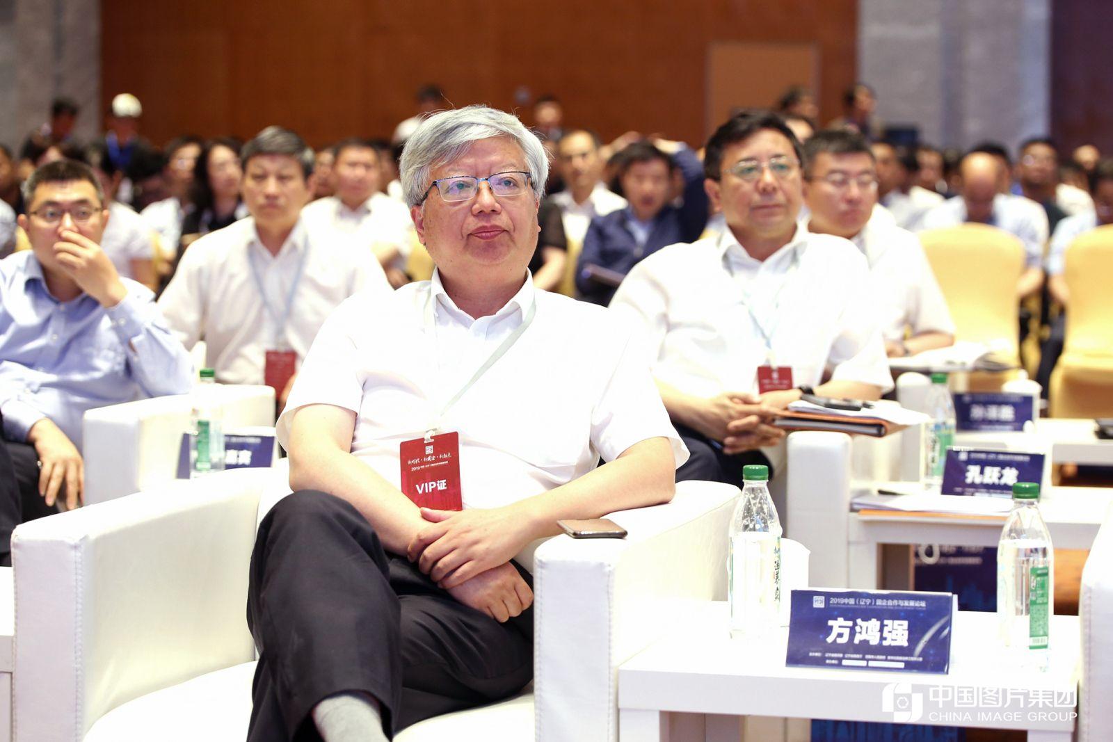 杭萧钢构股份有限公司副总裁方鸿强。