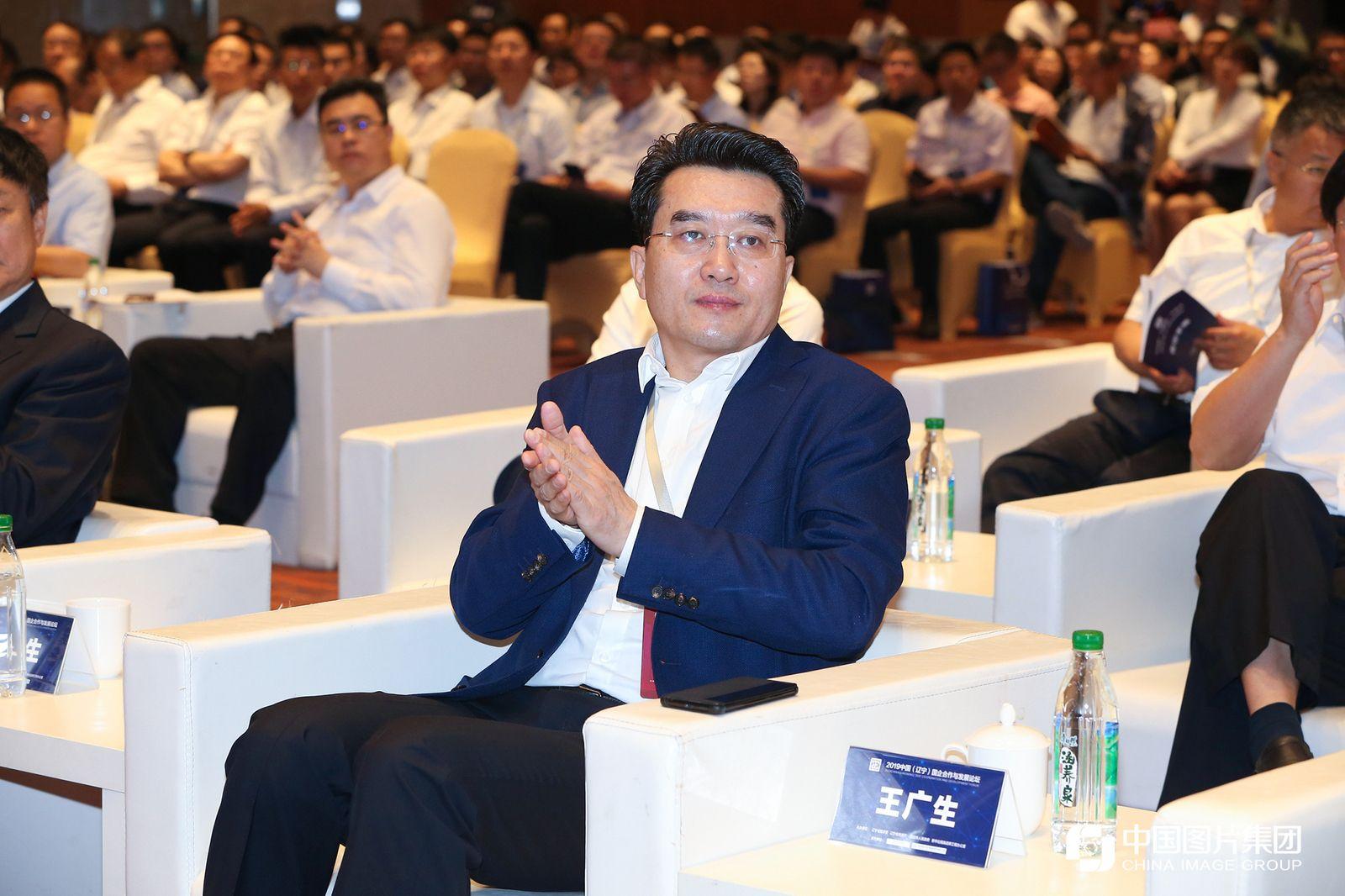 沈阳市人民政府副市长王广生。