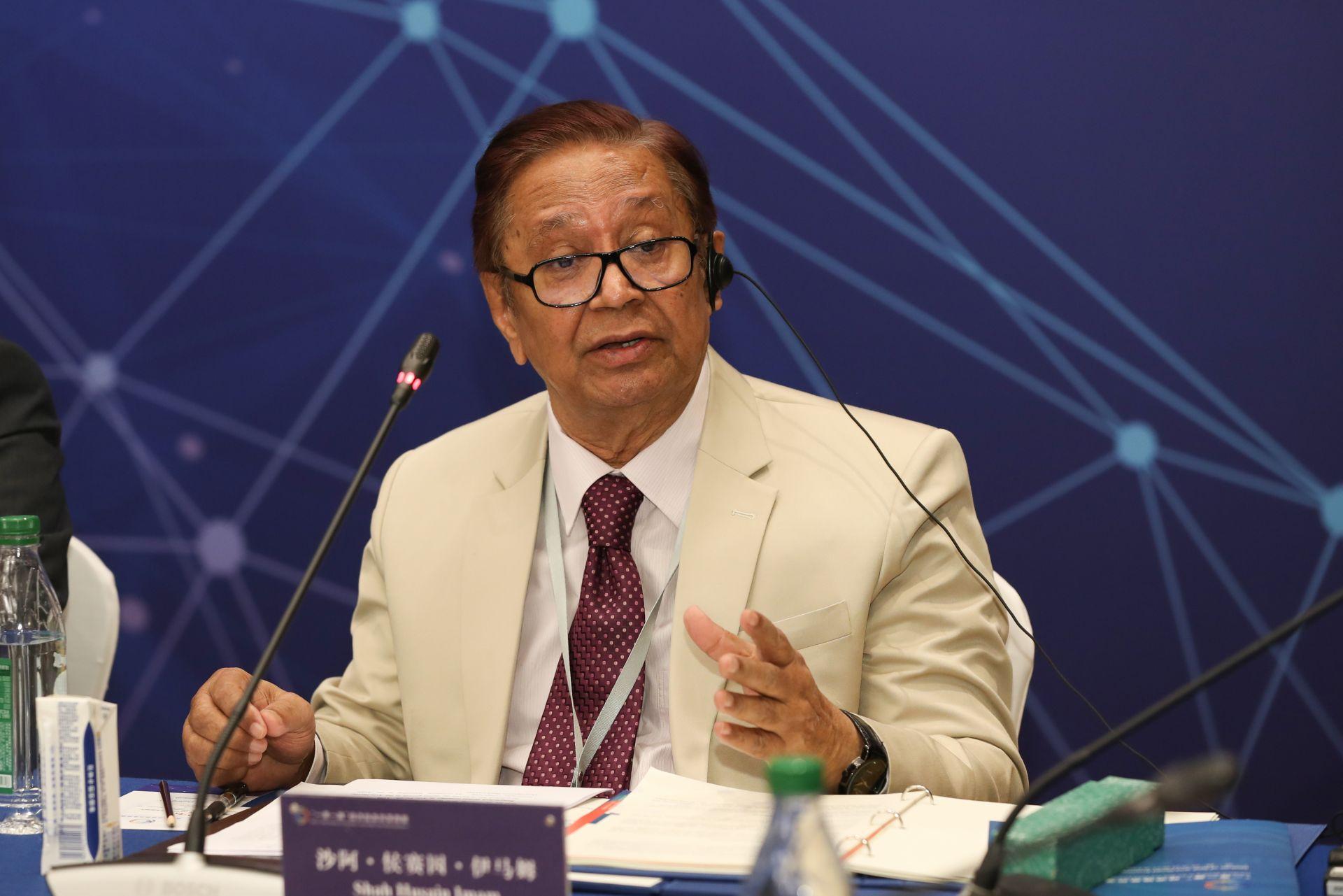 沙阿•侯赛因•伊马姆   孟加拉国金融快报总编兼CEO