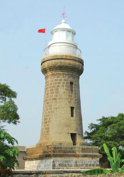 硇洲岛古灯塔