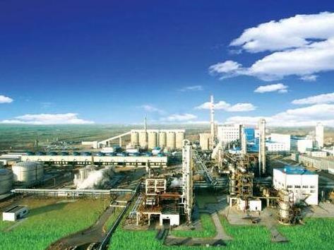 青岛高泰新材料有限公司一行到内蒙古达拉特经济开发区考察