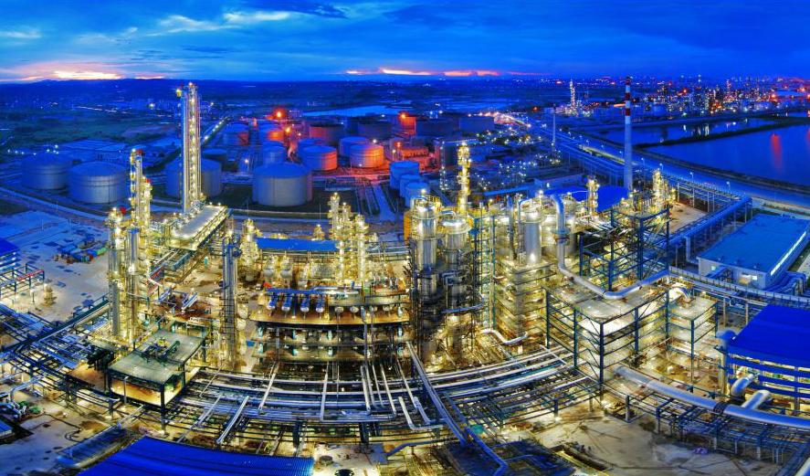 东兴炼油厂