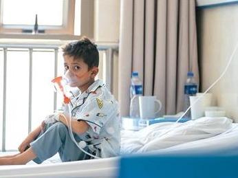 百名阿富汗先心病儿童在中国治疗后重获健康
