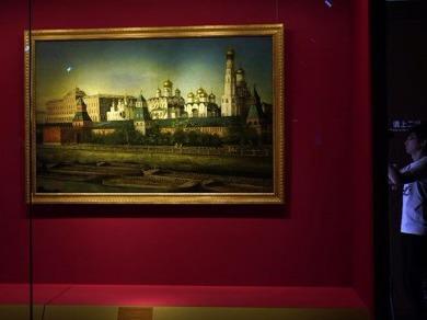 克里姆林宫宫廷艺术珍品亮相紫禁城