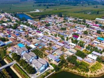 河北阜城:大皇庄村的美丽蝶变