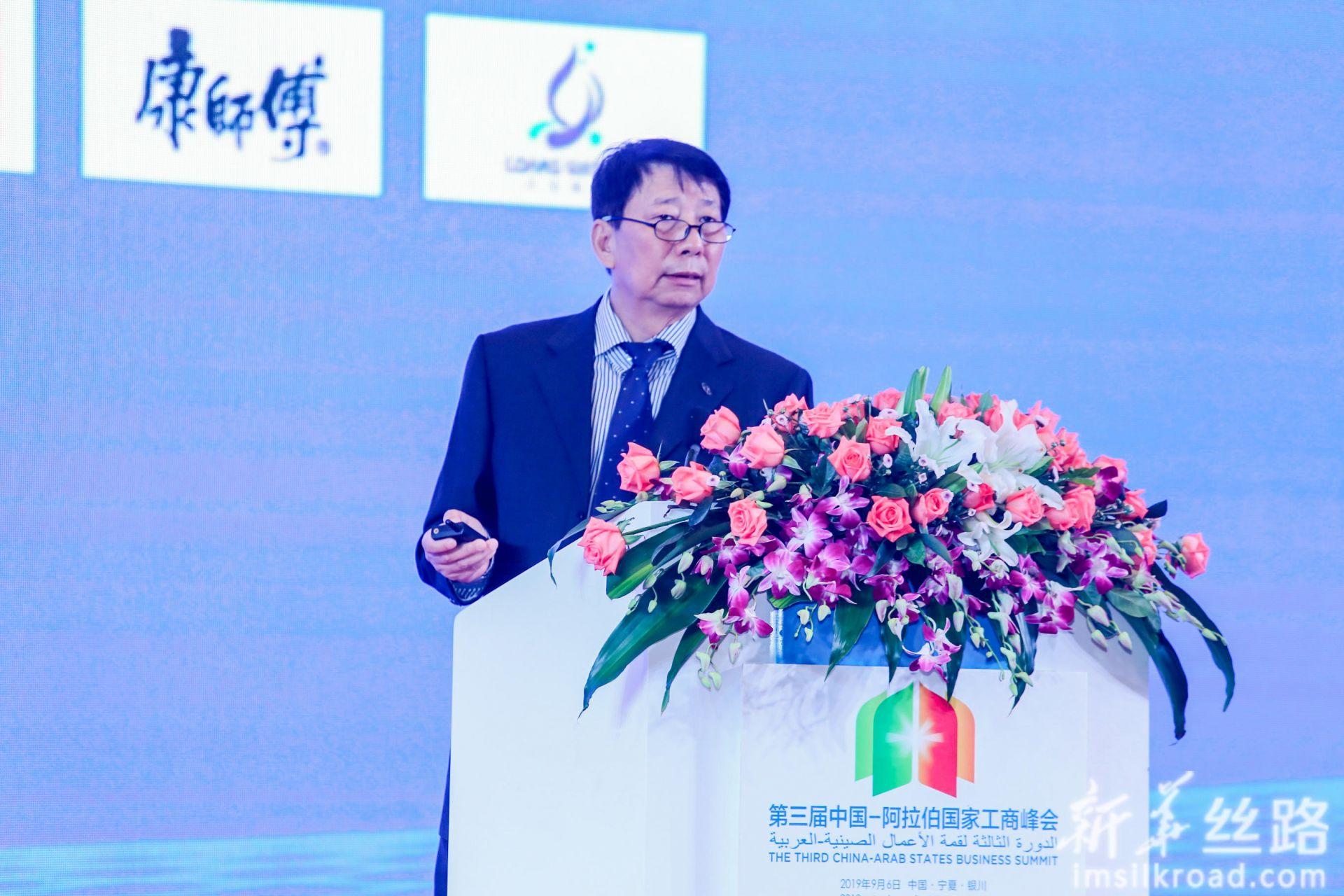 奇瑞汽车股份有限公司国际公司高级副总经理杜维强作主旨发言。