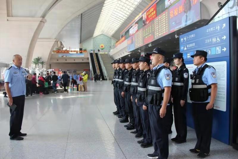银川火车站派出所创新警务延伸服务打造平安车站