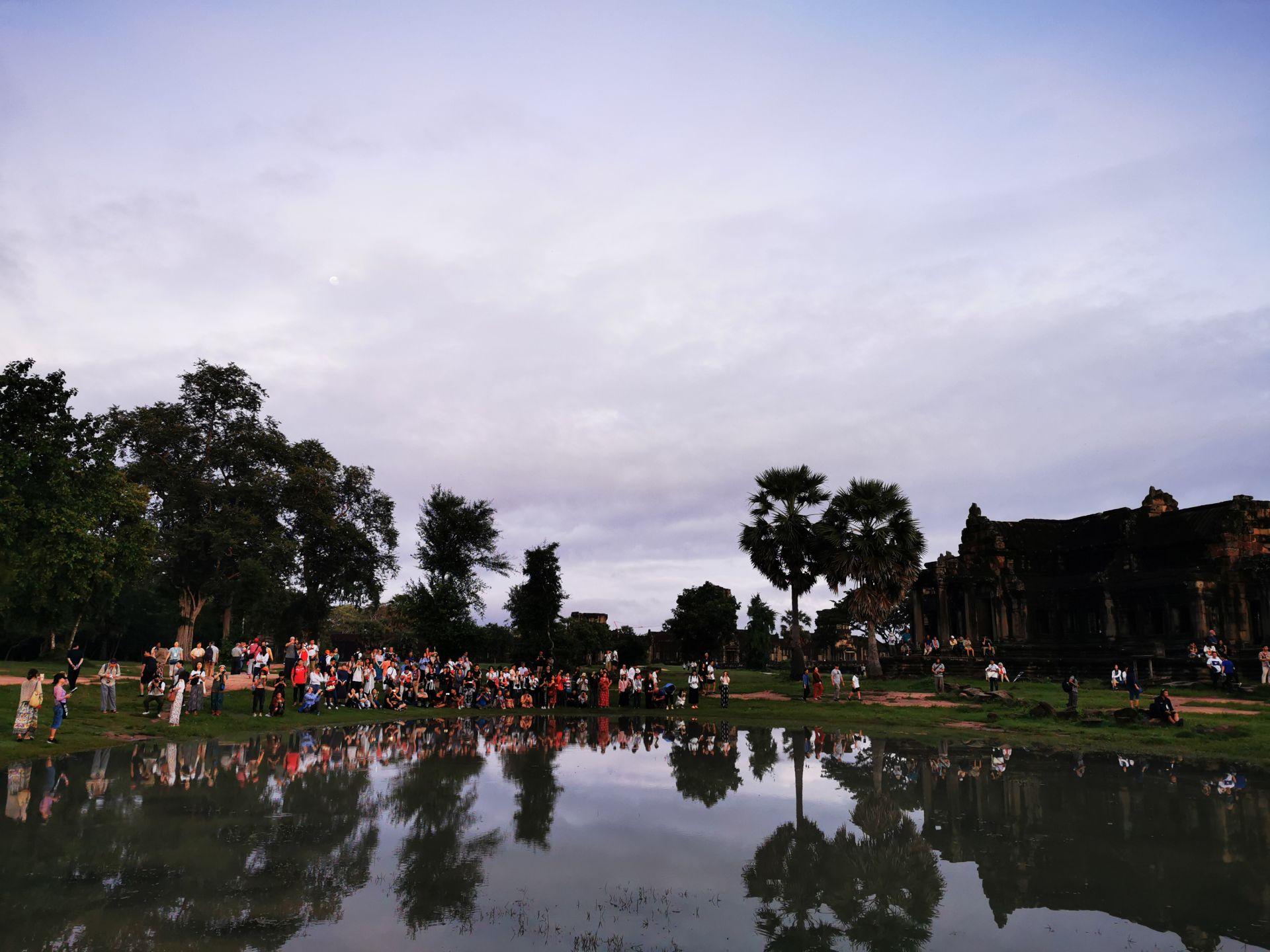 柬埔寨吴哥古迹期待更多游客