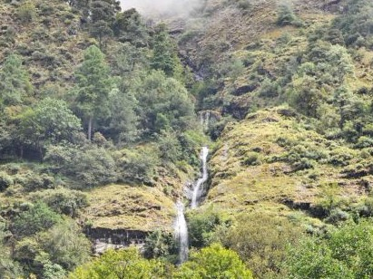 山水秘境勒布沟