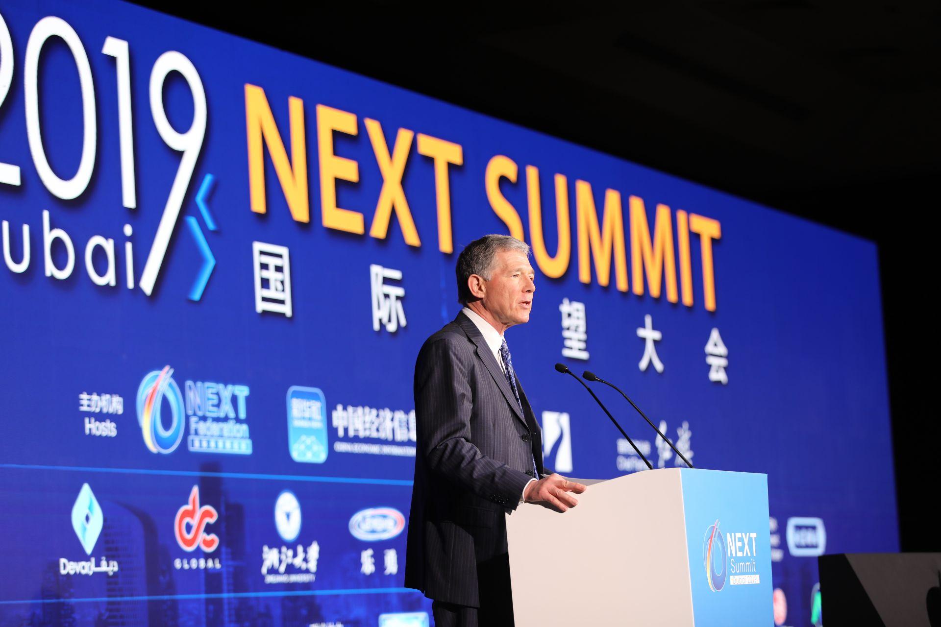 """彼得·古德费洛:在世界经济""""十字路口"""" 坚定支持自由贸易和多边主义发展"""