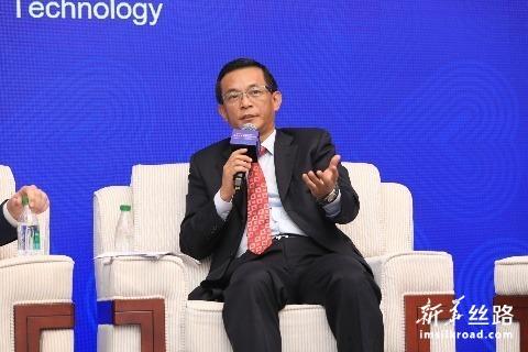 达闼科技有限公司联合创始人兼副总裁汪兵先生发言