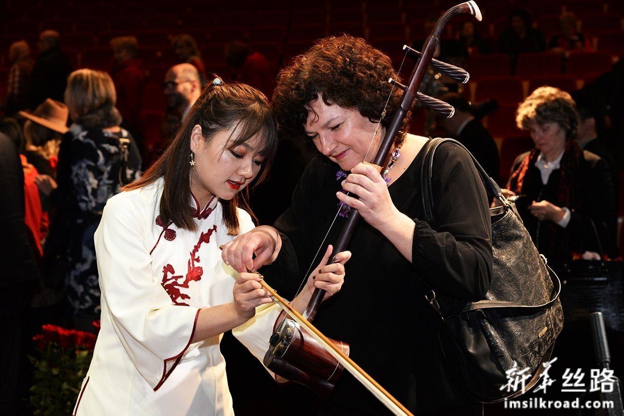 甘肃省歌舞剧院在克罗地亚奏响中国民乐