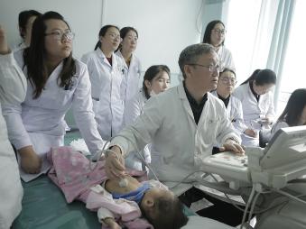 """""""一带一路""""第二期首批蒙古国先心病患儿全部成功完成手术"""