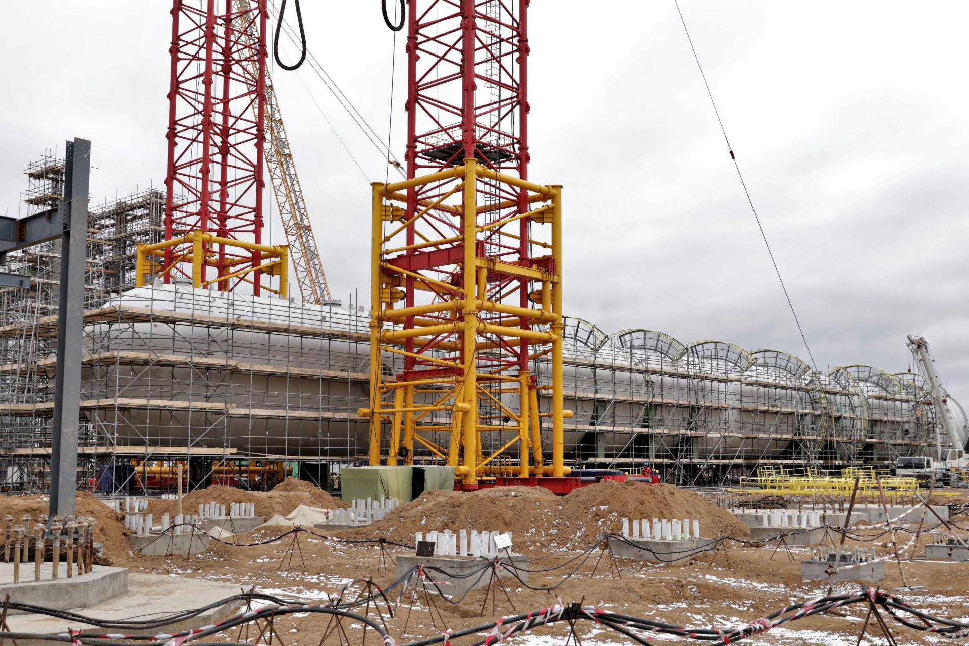 阿特劳项目助力哈萨克斯坦工业化