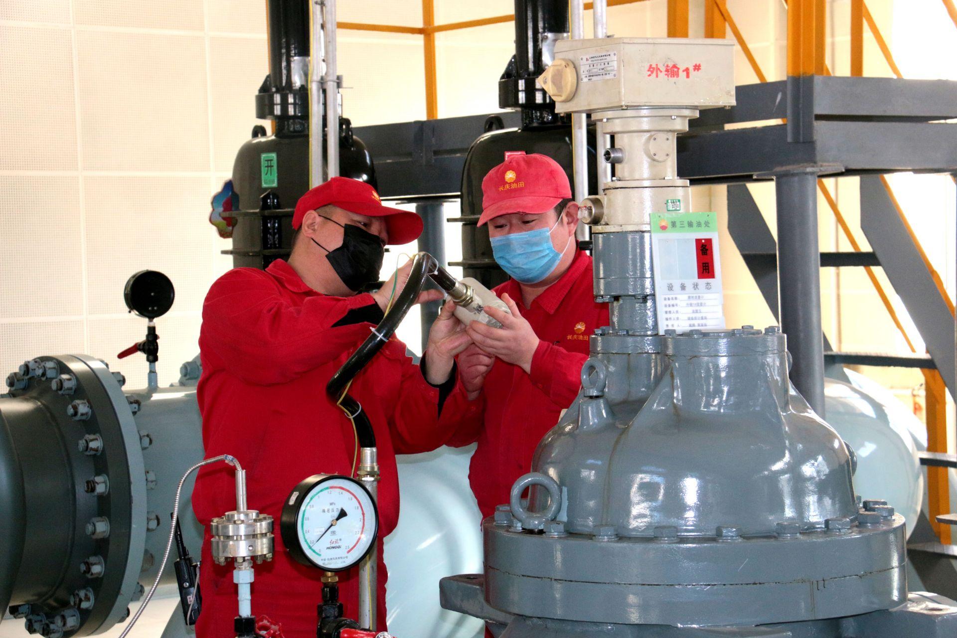 长庆油田第三输油处:防控疫情和保油储输两手抓两不误