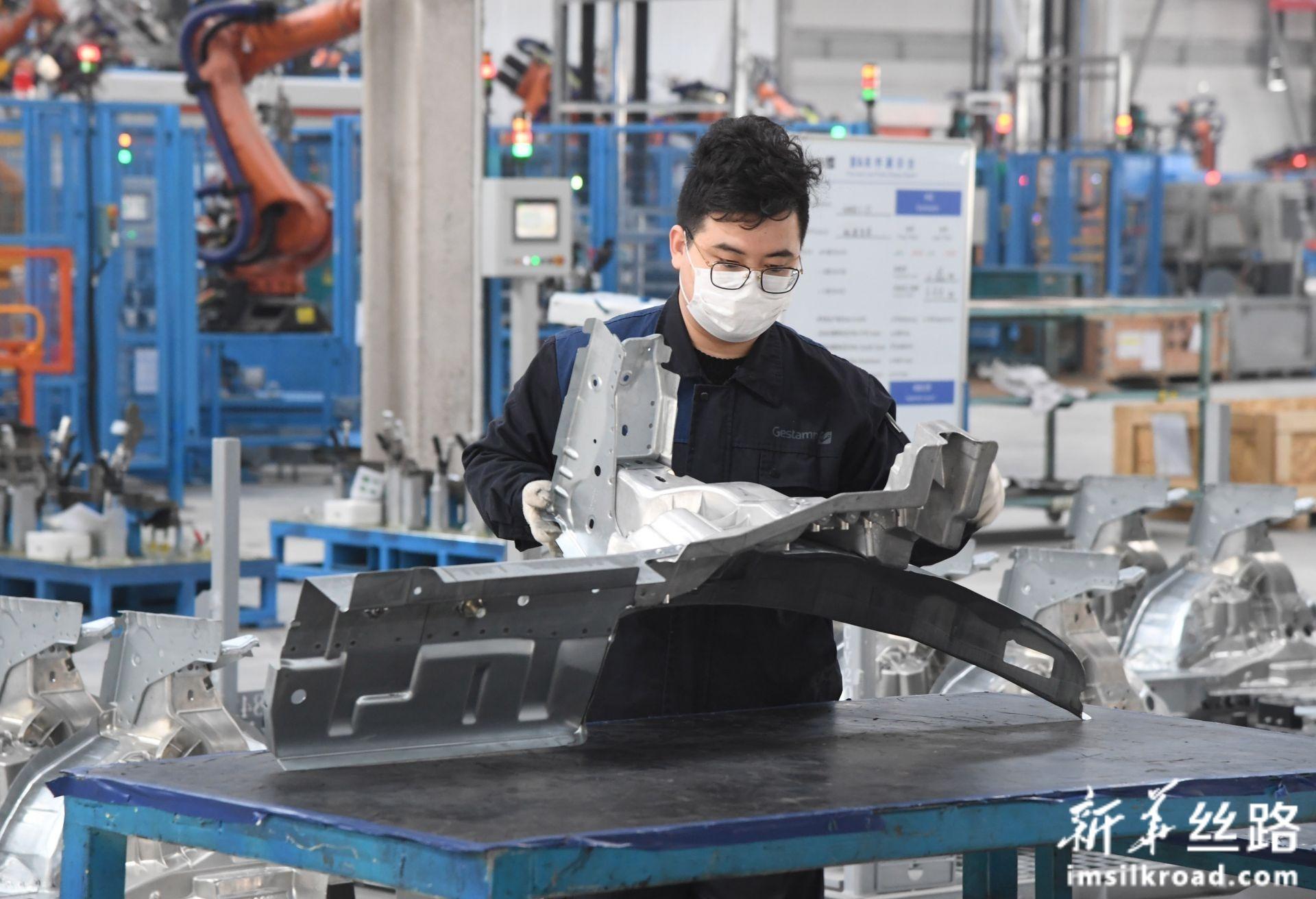 战疫情 稳增长 强信心——北京复工日生产建设一线见闻