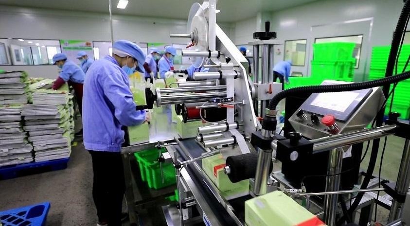 """安徽庐江:""""六个一""""助力企业复工复产"""